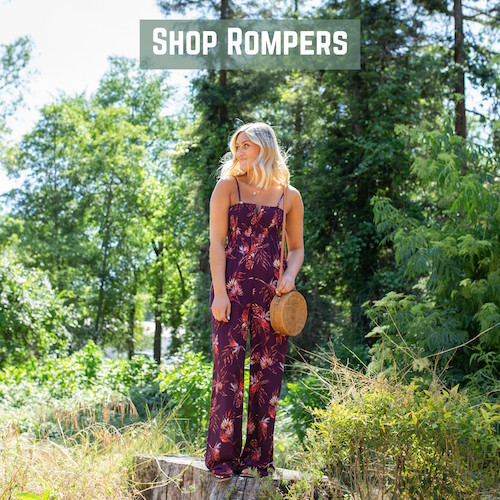 Summer 2019 Rompers